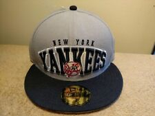 Genuine MLB New York Yankees New Era 59FIFTY Baseball Cap Hat Size 7 Fitted