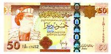 Libya ... P-75 ... 50 Dinars ... ND(2008) ...* CHOICE UNC *
