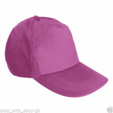 Gorra de hombre en color principal rosa