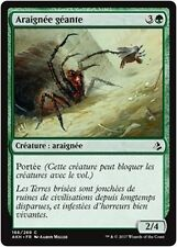 MTG Magic AKH - (x4) Giant Spider/Araignée géante, French/VF