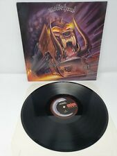 MOTORHEAD Orgasmatron Lp 1st UK Press 1986 NM Vinyl Iron Maiden hard rock Lemmy