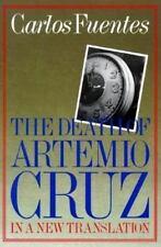 The Death of Artemio Cruz: A Novel, Fuentes, Carlos Book