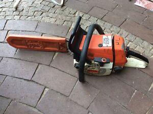 Stihl Motorsäge 034 AV Super