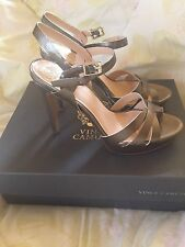 Vince Camuto Women High Heel Sandals Size: 7.5 New With Box