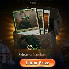 NICE MTG Arena Selesnya Conclave FULL DECK CODE TwitchCon 2018 Guilds of Ravnica