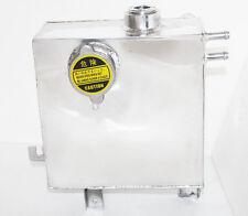 Aluminum Coolant Radiator Overflow Expansion Tank Bottle For Ford AU Falcon