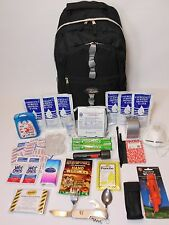 Emergency Survival Kit with 3 Day Food, Water & Gear 5 Yr Shelf Life Zombie