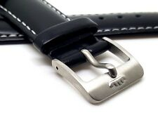New 20mm Fortis Genuine Leather Gents Watch Strap/Bracelet F-1