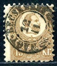 UNGARN 1871 5a gestempelt TADELLOS NAGY BECSK... 320€(S1580