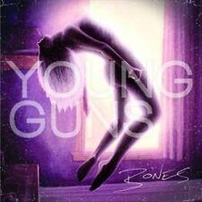 Young Guns - Bones CD