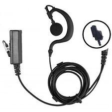 Two Wire Earhook Earpiece Headset for Motorola XTS2500 XTS3000 XTS3500 XTS5000