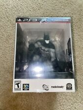 New Sealed Batman: Arkham City Collector's Edition - PS3