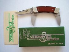 ORIGINAL SCHRADE USA C628 3RD GENERATION KNIFE