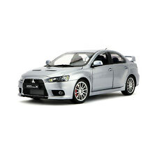 ORIGINAL MODEL,1:18 MITSUBISHI LANCER EVOLUTION X EVO X,LHD,SILVER