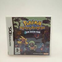 Pokemon Mystery Dungeon Blue Rescue Team for Nintendo DS | Mint Condition CIB