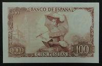 Spain 100 Pesetas BANKNOTE 1965 UNC