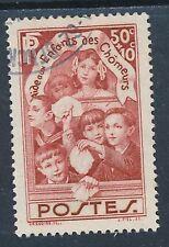 CO - TIMBRE DE FRANCE N° 312 oblitéré
