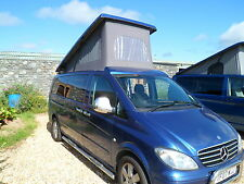 Mercedes Vito MK1, MK2, 2004 - 2017 E-LWB Front Elevating Roof (PopTopRoofs)