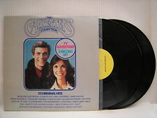 The Carpenters Collection, 22 Original Hits, Double LP, précision RECORDS CANADA