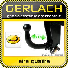 Renault Clio III 2005-2012 gancio di traino estraibile orrizzontale