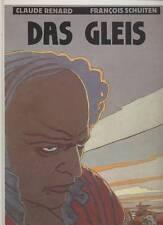 GRAPHIC-ARTS # 5 HC - DAS GLEIS / SCHUITEN - ARBORIS 1990 - TOP