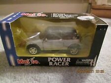 2001 Maisto Power Racer BMW Diecast Motorized *Never Played With* 3 & UP