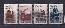 Nederland 1059-1062 kinderzegels 1974 luxe postfris