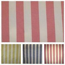 Tessuti e stoffe A righe in misto cotone per hobby creativi