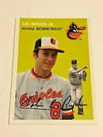 2012 Topps Archives Baseball Base Card #44 - Cal Ripken Jr - Baltimore Orioles