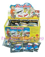 Box of 72 pcs Stink Bombs Nasty Smelly Fart Gag Bags Joke Prank Stinky Odor Gift