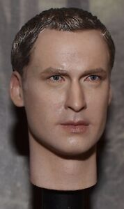 Dragon In Dreams DID 1/6 Scale Modern British Head from Blues & Royals K80107
