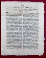 Monsieur Veto 1792 Louis 16 Jacobins Révolution Française Drôme Gard Arles