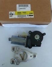 Power Window Motor ACDelco GM Original Equipment 88987652