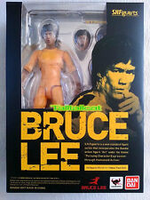 Bandai S.H.Figuarts BRUCE LEE The Game of Death (Yellow Track Suit) Figure SHF