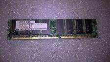 MEMORIA DDR MDT 512 MB 333 MHZ PC-2700U CL.3 184 PIN