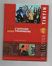 Collection Tintin Moulinsart Hachette 2011. n°23. L'Affaire Toiurnesol. NEUF