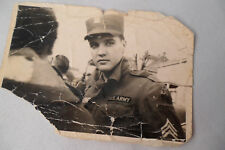 ELVIS__1958 Original AUTOGRAPH__Genuine signature, Army days__Germany__Authentic