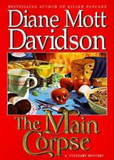 NEW - The Main Corpse by Davidson, Diane Mott
