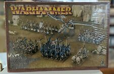 Warhammer Fantasy High Elf Army Box NEW SEALED OOP