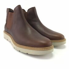Timberland Womens Kenniston Glazed Ginger Leather Chelsea Boots Size 11