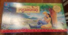 1994 Milton Bradley Disney's Pocahontas Board Game