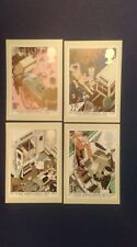 1987 CENTENARY OF ST.JOHN'S AMBULANCE STAMPS PHQ CARDS WITH A LONDON EC1  F.D.I.