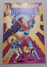SIGNED X 2 Dark Horse Presents #3 Mindwalk! (1986 Darkhorse Comics) VF8.5+! LOOK