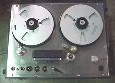 Vintage AMPEX VR-7500 Reel to Reel Tape recorder With Rare AMPEX Reel to Reel