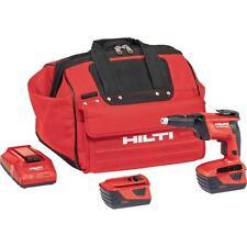 "HILTI SD 4500-A 18  Cordless Tool 1/4"" Drill Driver BRAND NEW KIT"