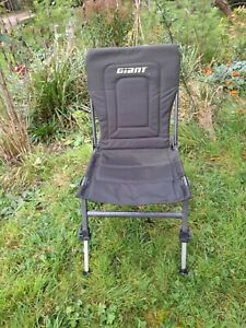 Fishermans folding adjustable chair