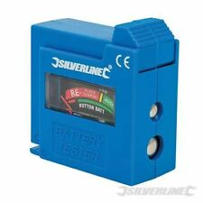Compact Battery Tester -