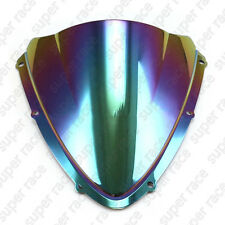 Iridium Motorcycle Windshield Windscreen For Suzuki GSXR600 GSXR750 2008-2010 09