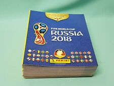 Panini WM 2018 Russia World Cup Sticker 30 x Sammelalbum Album Leeralbum Neu