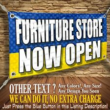 Furniture Store Now Open Custom Banner Business Sign Allmybanners